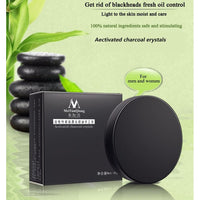 Skin Cleanser Activated Charcoal Crystals Soap Face Skin Whitening Skin Care