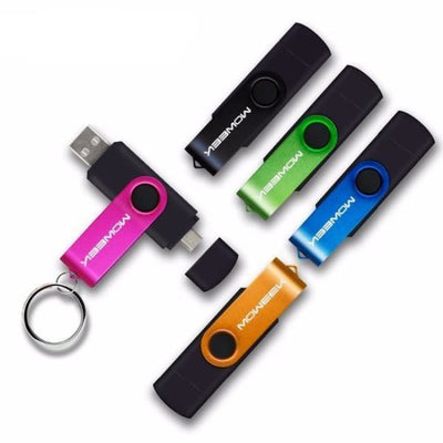 Usb Flash Drive Multifunctional Phone To Pc Pendrive Usb 2.0 Usb Drive