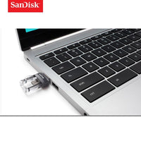 Usb Flash Drive Sandisk 3.0 Dual Mini Pen Drives For Pc And Android Phones Usb Drive