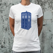 Whos Your Doctor T-Shirt (Ladies) Ladies T-Shirt