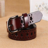 Women Belt With Genuine Leather Top Quality In 5 Rich Colors Belt