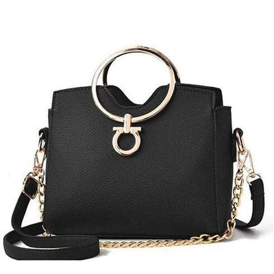 Women Handbag Chains Metal Handle Hot Sale Of Satchel Bags 6 Colors Satchels