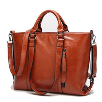 Women Handbag Lichee Dual Side Buckle Belt Shoulder Bag In 6 Colors Shoulder Bag