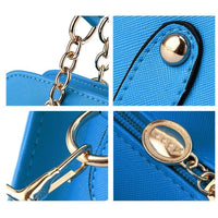 Women Handbag Luxury High Quality Chain Satchel Bag In 4 Colors Satchel