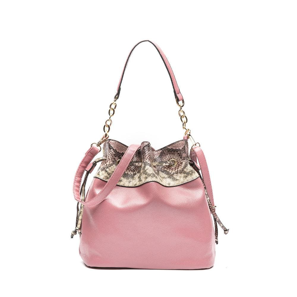 Women Handbag Satchel Luxury Bag Summer Ladies Casual In 3 Colors Pink / 25X25X14Cm Satchel