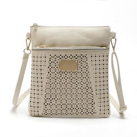 Women Handbags High Quality Cross Body Bags In 5 Colors Beige / (20Cm<Max Length<30Cm) Cross Body Bag