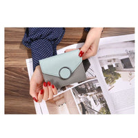 Women Wallet Vintage Top Quality Leather Wallet In 4 Colors Wallet