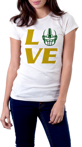 Love Team Spirit Shirt, Shirts - Peachy Brass