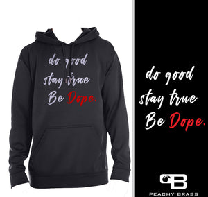 Do Good Hoodie - Peachy Brass