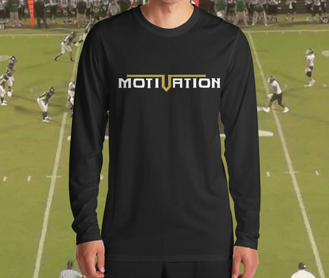 MTN View Motivation Shirt (Long Sleeve), Shirts - Peachy Brass