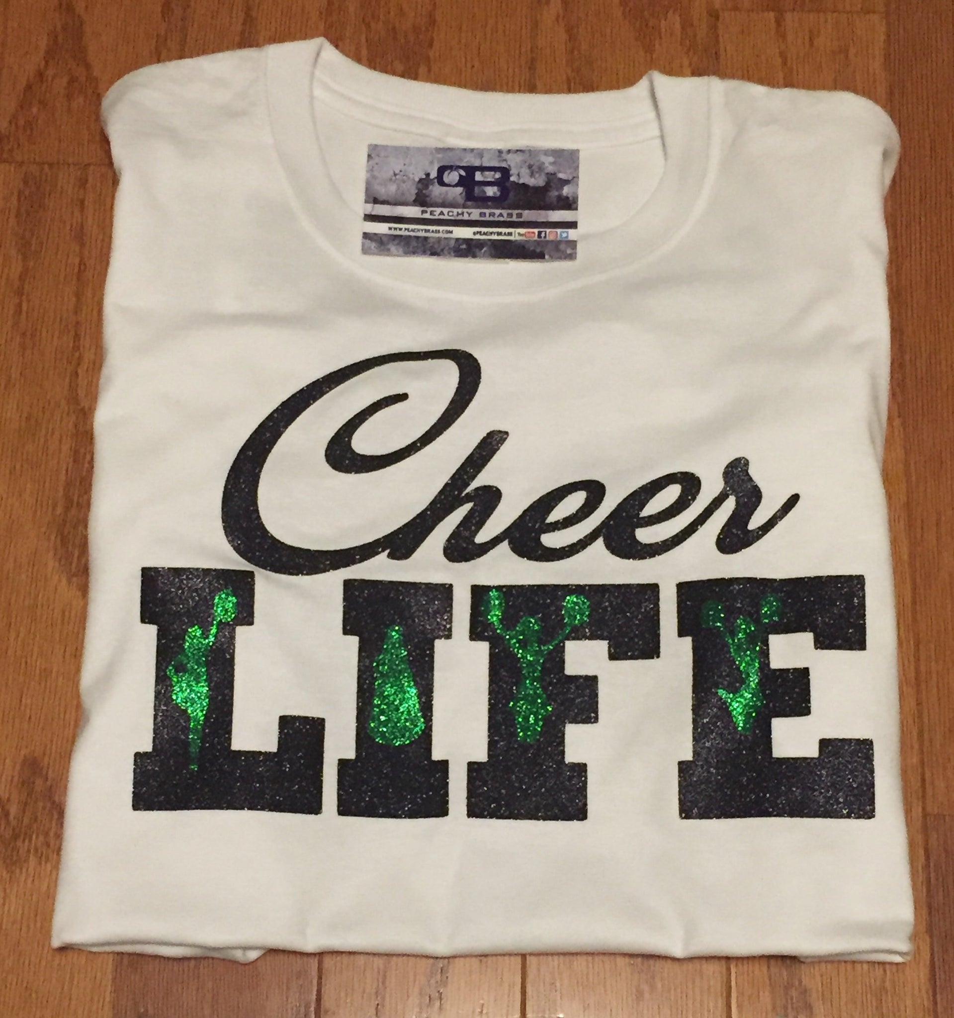 Cheer Life - Peachy Brass