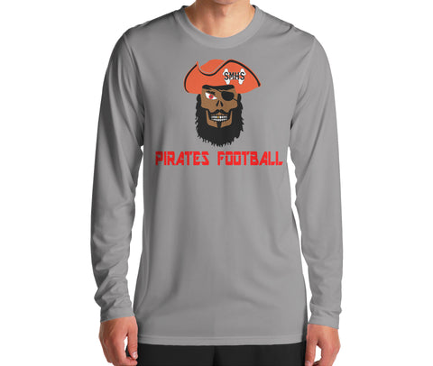 Stone Mountain Pirates Shirt (Long Sleeve), Shirts - Peachy Brass