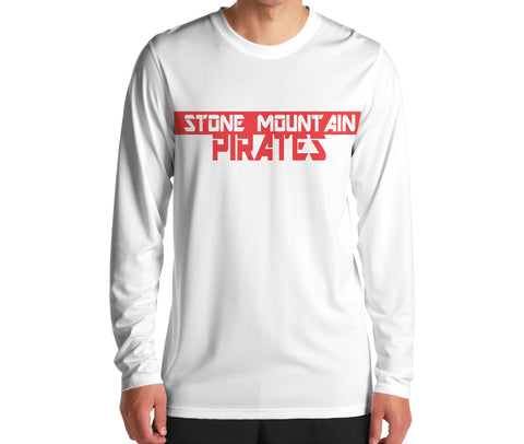 Stone Mountain Pirates Blocked Out Shirt, Shirts - Peachy Brass