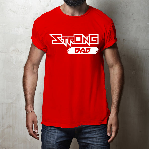 StrOnG Family Shirts, Shirts - Peachy Brass