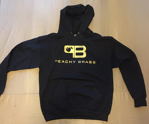 Peachy Brass (Gold) Hoodie, Hoodie - Peachy Brass