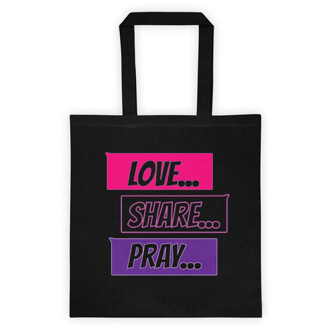 LSP Chat Boxes Tote bag,  - Peachy Brass