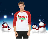 Santa Favorite Ho Shirt, Shirts - Peachy Brass