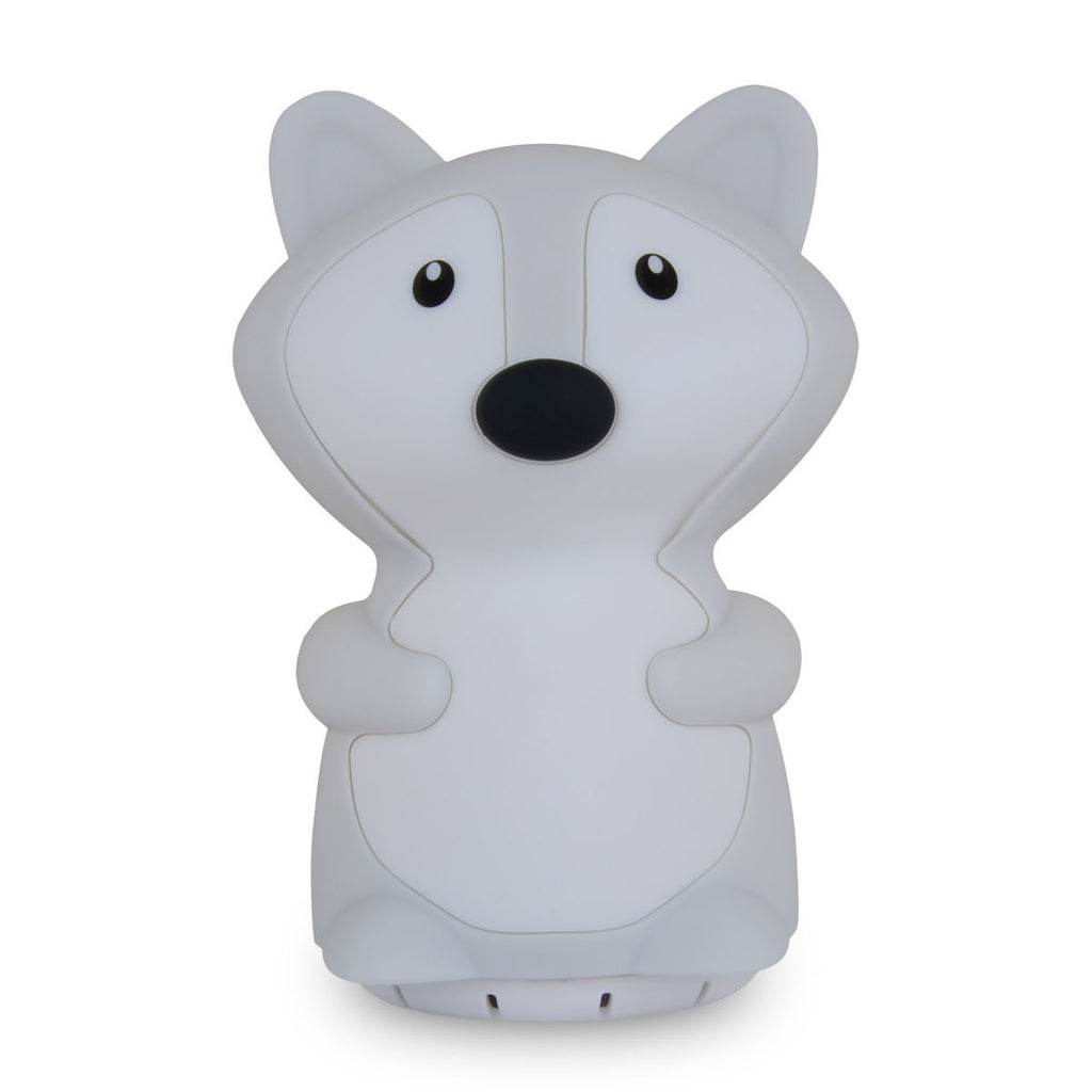 Duski Night Light and Bluetooth Speaker - Fox