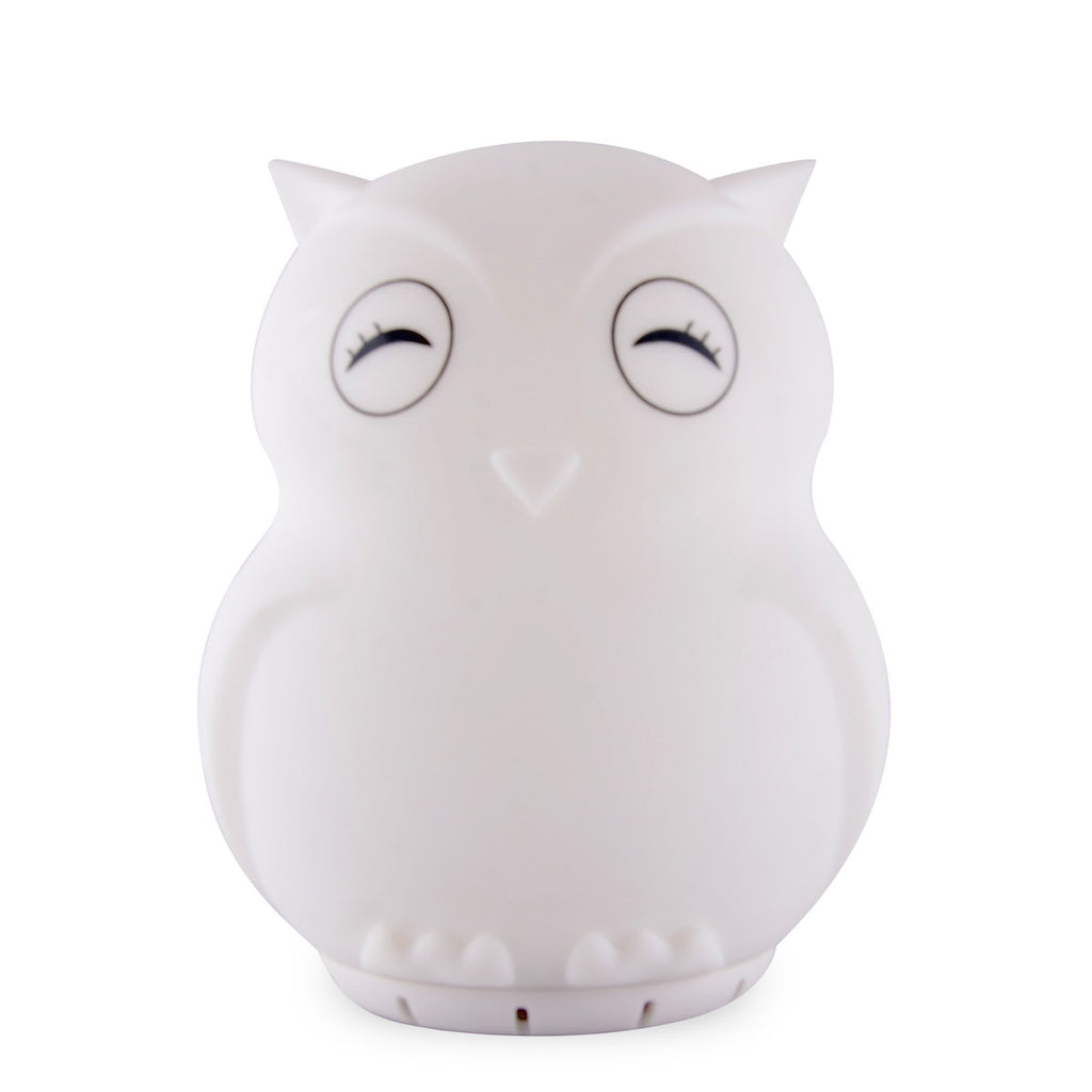 Duski Night Light and Bluetooth Speaker - Owl