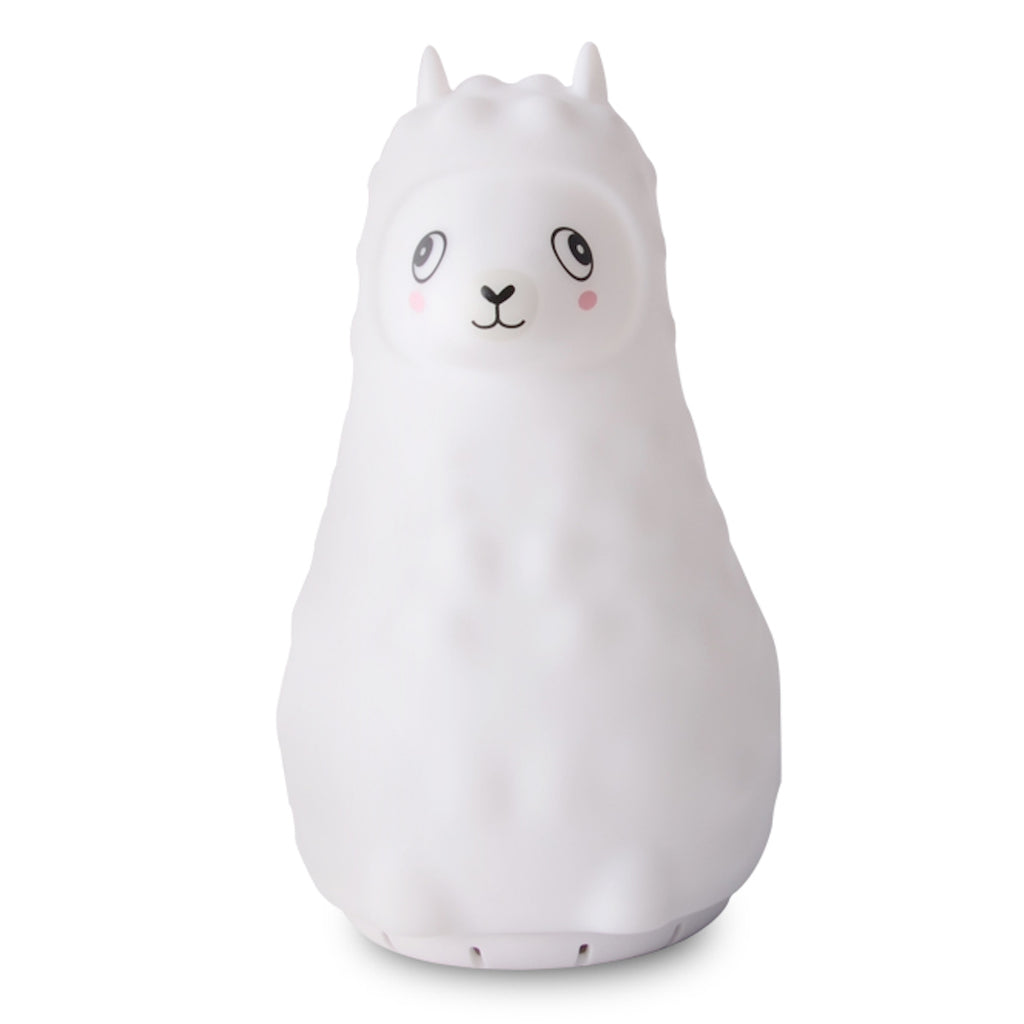 Duski Night Light and Bluetooth Speaker - Llama