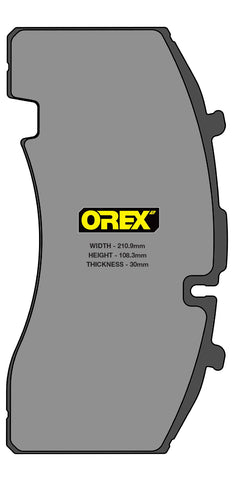 OREX Disc Pad Set