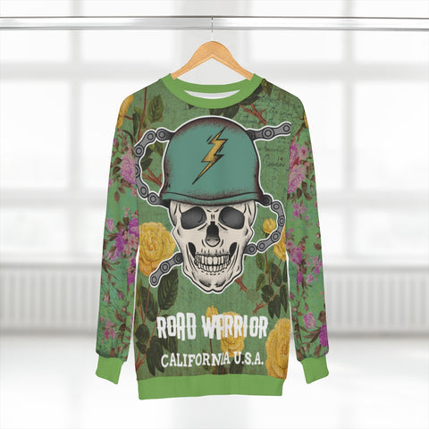 Road Warrior Sweatshirt - Thathoodyshop