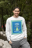 Believe in Me HD Crewneck Sweatshirt - Thathoodyshop