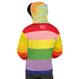 Peace Love & Rainbows Hoody - Thathoodyshop