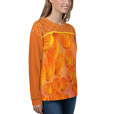 Orange Plasma Sweatshirt - Thathoodyshop