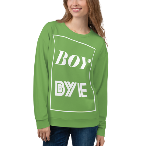 Boy BYE Sweatshirt (Apple) - Thathoodyshop