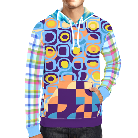 Looking Glass Unisex Pullover Hoody