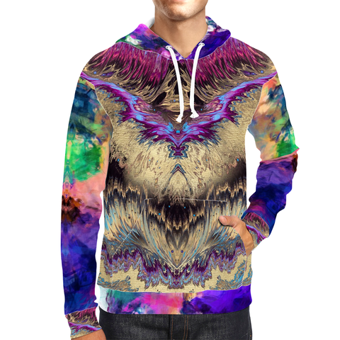 Purple Java Unisex Pullover Hoody