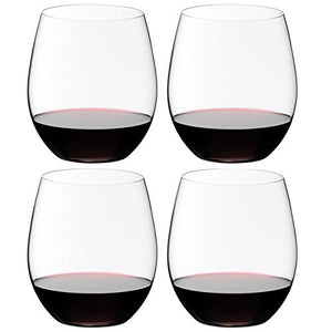 Riedel O Wine Tumbler Cabernet/Merlot Wine Glass Set