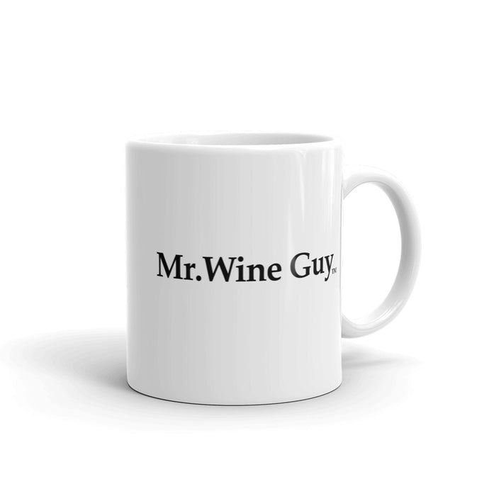 Mr. Wine Guy Coffee Mug