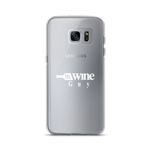 Mr. Wine Guy Samsung Galaxy Case