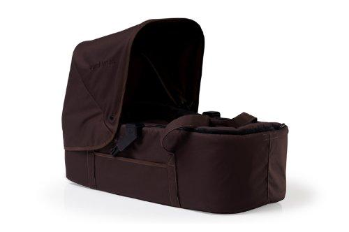 Bumbleride 2011 Indie Twin Carrycot Walnut (Brown) (Discontinued by Manufacturer)