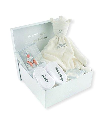 BamBam baby gifts - newborn gift box white - 50092