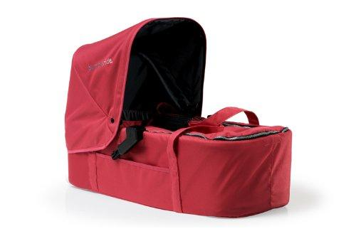 Bumbleride 2011 Indie Twin Carrycot Vita (Pink) (Discontinued by Manufacturer)