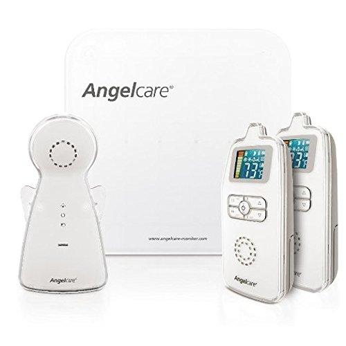 Angelcare AC403 Movement and Sound Monitor (2PU)