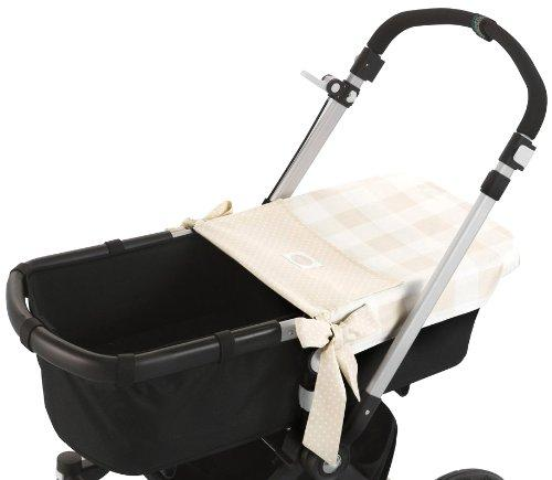 Cambrass Bugaboo C Carrycot Cover Ocean (Beige)
