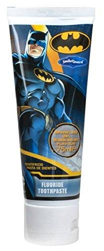 Dental Hygiene and Plasters 92006 Toothpaste Batman