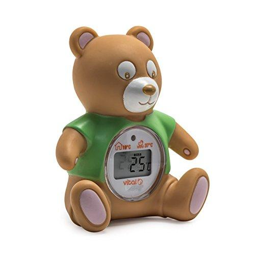 Vital Baby Digital Room and Bath Thermometer