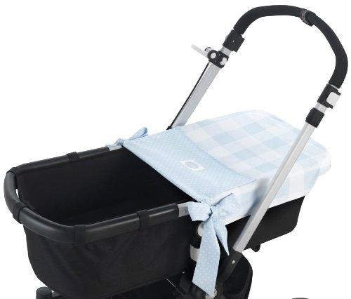 Cambrass Bugaboo C Carrycot Cover Ocean (Blue)