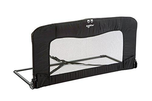 BabyDan Folding Bed Guard (Black)
