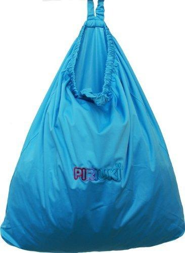 Piriuki Impermeable Pail Liner with Zipper (Large, Blue)