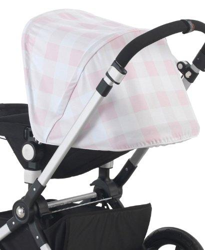 Cambrass Bugaboo C Hood Cover Ocean (Pink)
