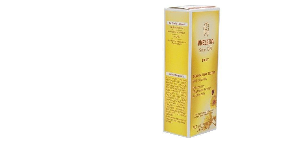 Weleda Diaper Care Cream with Calendula 2.8oz