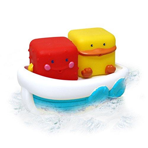 B Kids Stack and Float Bath Set