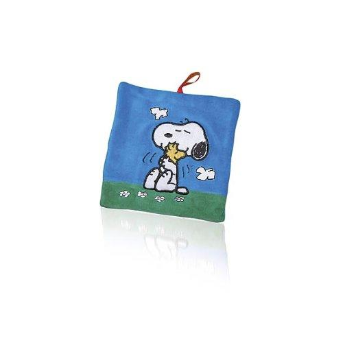 Fashy Snoopy Heat Pack with Rapeseed Filling Blue