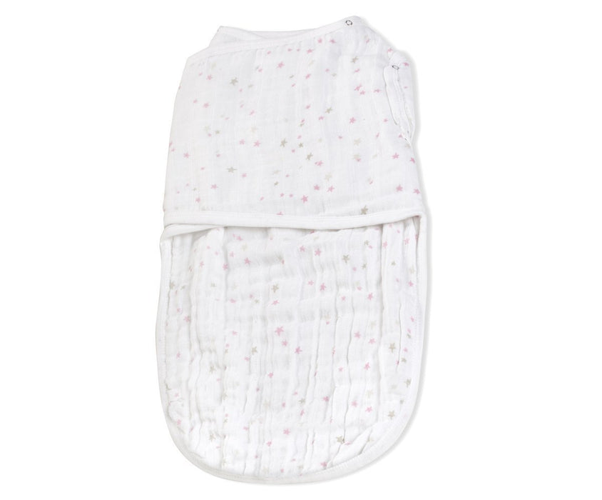 aden + anais Twinkle Stars Easy Swaddle (Small/ Medium)